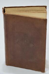 Antique Book History Literature of Ancient Greece K.O. Muller Rare 1847 Hardback