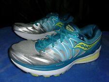 Womens Saucony Hurricane ISO 2 Size 7.5 B Running Walking Training Workout Shoe