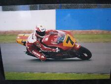 Photo Cagiva GP500 C591 1991 #7 Eddie Lawson (USA) Dutch TT  Assen