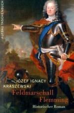 Feldmarschall Flemming von Jozef Ignacy Kraszewski
