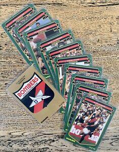 FULL SET - SCANLENS VFL / AFL 1985