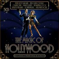 THE MAGIC OF HOLLYWOOD [CD]