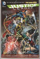 "Justice League Volume 3 Paperback: ""Throne To Atlantis"" DC Comics 2014 New 52"