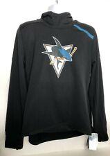 NWT San Jose Sharks Women's size XL NHL Fanatics Black, NWT MSRP $84.99 (4)