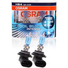 OSRAM COOL BLUE INTENSE XENON LOOK HB4 12V 51W DUO BOX LAMPEN / GLÜHBIRNEN WWS