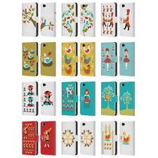Fundas y carcasas Head Case Designs Para Sony Xperia Z1 de piel para teléfonos móviles y PDAs