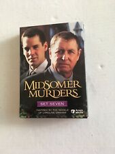 Midsomer Murders - Set Seven (The Green Man / Bad Tidings / The Fisher King / Si