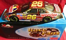 RICKY BOBBY, 1/24 ACTION-RFO CHROME, 2005 WONDER BREAD, TALLADEGA NIGHTS