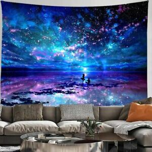 Star Guardian Indian Mandala Tapestry Wall Hanging Tapiz Witchcraft Tapestry