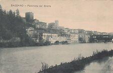 BASSANO DEL GRAPPA - Panorama sul Brenta