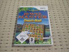 JEWEL Master Cradle Of Rome per Nintendo Wii e Wii U * OVP *
