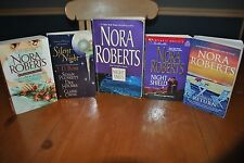 5 BOOKS COLLEGE FUND: NORA ROBERTS SPECIAL DEAL SOME OF HER BEST WORK & STORIES
