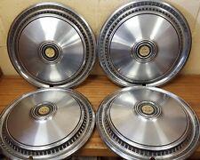 "1975 - 1979 Chrysler Cordoba 15 "" Wheel Covers Hubcaps 76 77 78 - 384 - Set of 4"