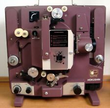 HOKUSHIN SC-10 16mm Projector with optical sound in a very nice condition, 49hrs