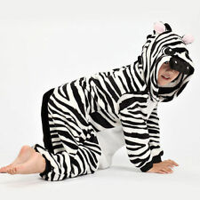 Hot sale kids Pajamas Kigurumi Unisex Cosplay Animal Costume Onesi sleepwear!!