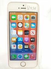 Apple iPhone SE A1662 32GB Straight Talk ONLY Smart Cellphone Rose Gold U434