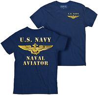 U.S. Navy t-shirt, Naval Aviator t-shirt, Military t-shirt, Veteran t-shirt