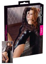 Cottelli Collection - Body M   L   XL - Damen Dessous Catsuits & Bodies