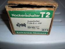 Klöckner - Moeller Nockenschalter T2
