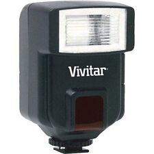 Vivitar VIDF183NIK I-TTL Flash for Nikon SLR/DSLR Camera (Black)