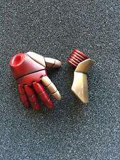 HOT TOYS MMS209 IRON MAN 3 TONY STARK MECHANIC XLII 1/6 ARMOR RIGHT HAND