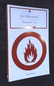 Ray Bradbury -  Fahrenheit 451   Oscar Mondadori  R