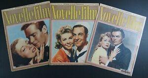 n°30 riviste NOVELLE FILM 1952 settimanale di racconti cinematografici 24 pagine