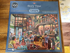 New  Sealed Gibsons 1000 Piece Puzzle, A Work of Art