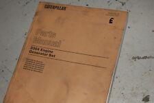 CAT Caterpillar 3304 Generator set Engine Parts Manual Book Catalog diesel spare