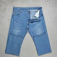 Mens LEVIS 501 '93 PREMIUM Straight fit Jeans Size W36 L32 Button Fly Denim blue