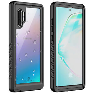For Samsung Galaxy Note 10 10+ Plus Waterproof Case Cover with Screen Protector