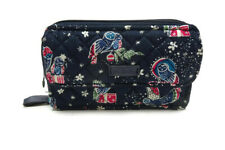 Vera Bradley Women's Iconic RFID All-In-One Crossbody Holiday Owls One Size