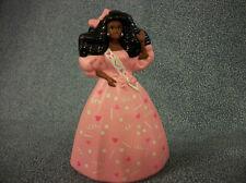"McDonald's Mattel 1991 Barbie African American Birthday Party Pink Dress 4"""
