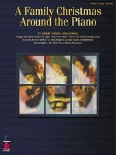 A Family Christmas Around the Piano Sheet Music Piano Vocal Guitar Son 002500275