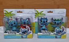 "BRAND NEW Disney LILO & Stitch Figure Set 3"" Figures Stitch Scrump Alien Stitch"