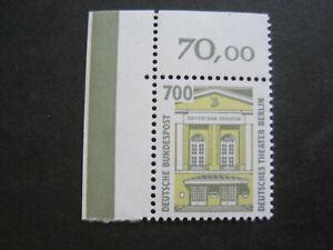 Bund MiNr. 1691  Eckrand postfrisch**   (F 929)