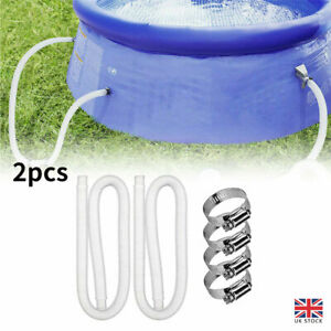 Intex Accessory Hose 32mm Swimming Pool Tools for Pump/Filter/Heater Pipe x 1.5M