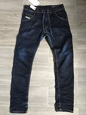 Diesel Men's *SALVAGED* Jogg Jeans KROOLEY Size 30 Waist