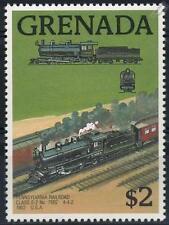 Grenadian Single Transports Postal Stamps