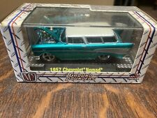 M2 Machines Ground Pounders 1957 Chevrolet Nomad 1:64 LIMITED Release 2 10-01