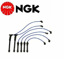 For 98-04 Frontier 00-04 Xterra 2.4L 4cyl Ignition Wire Set w// Spark Plug NEW