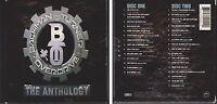 BACHMAN TURNER OVERDRIVE Anthology 1994 Mercury Chronicles 2 CD Greatest Hits