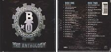 BACHMAN TURNER OVERDRIVE Anthology 1994 Mercury Chronicles 2 CD Greatest Hits