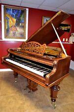 "6'1 Bosendorfer piano ""Bösendorfer - Der Klang der berührt"" Free  Steinway bench"