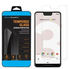 For GOOGLE Pixel 3 XL Premium Shockproof Tempered Glass Screen Protector Guard