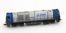 em Mehano 9327 MaK Vossloh G 2000 Diesel Loco  DC only Lights HO 1:87