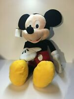 24 x 13 Large Mickey Mouse Disney Plush Toy Toddlers Babies