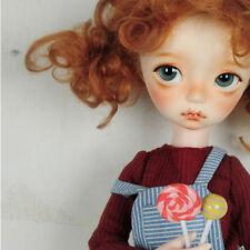 1/6 Mini BJD SD Dolls 12 Inch Little Girl Doll Body No Make Up Bare Doll + Eyes