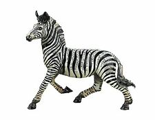 "Jay Strongwater Jungle Xlarge 9,25"" Ansel Zebra Natural Swarovski New Box Usa"