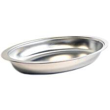 Hubert 6 Quart Food Pan For Oval Chafer 58096